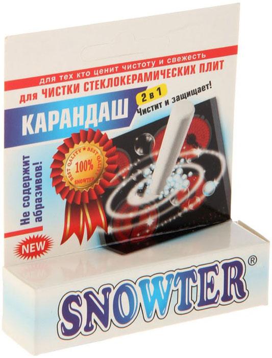 Карандаш для стеклокерамических плит Snowter, 35 г карандаш snowter д чистки стеклокерамики