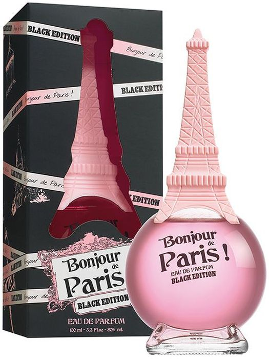 Corania Bonjour Black Edition, 100 мл