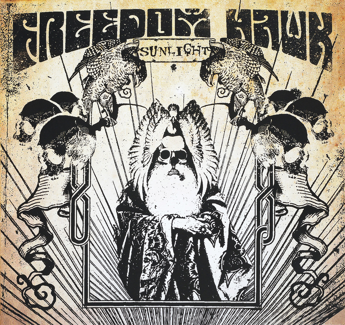 Freedom Hawk Freedom Hawk. Sunlight (LP) freedom freedom black on white lp