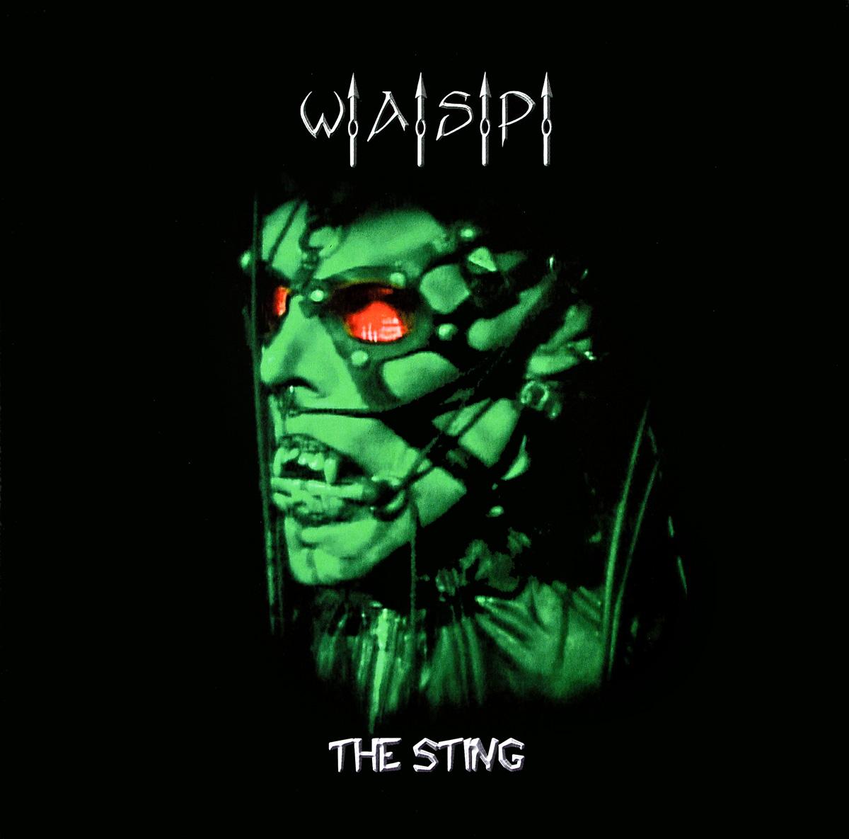 W.A.S.P. W.A.S.P. The Sting (2 LP) sting the last ship lp