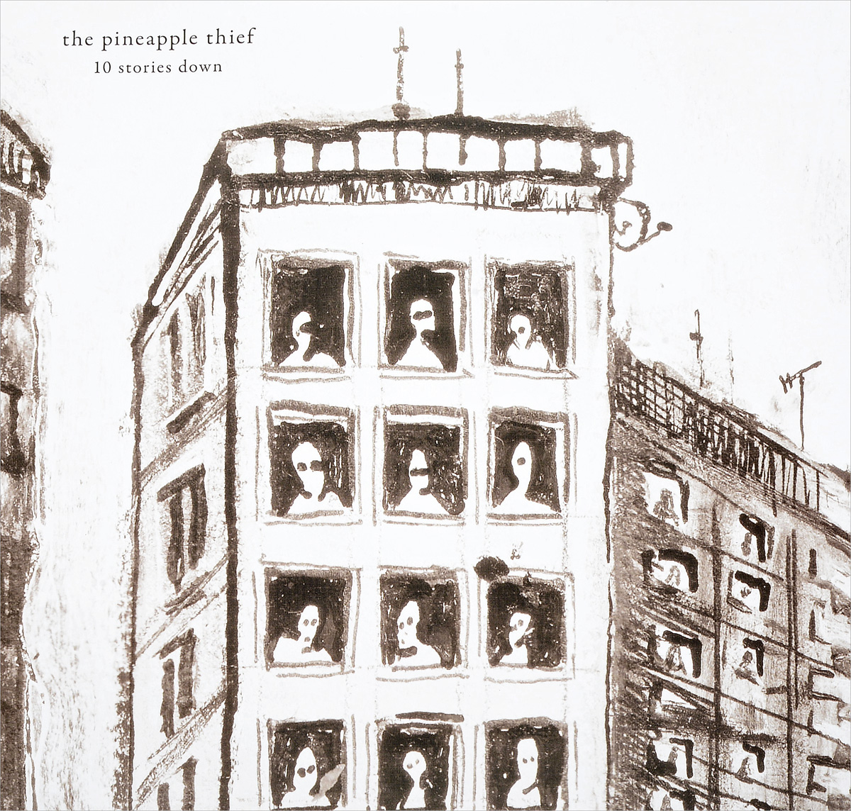 The Pineapple Thief The Pineapple Thief. 10 Stories Down (2 LP)