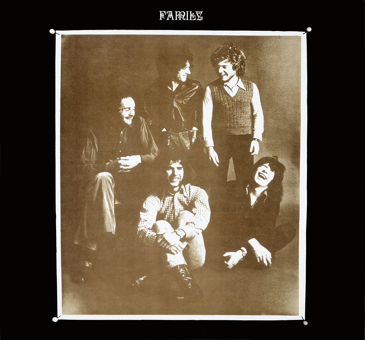 The Family Family. A Song For Me (LP) a family affear