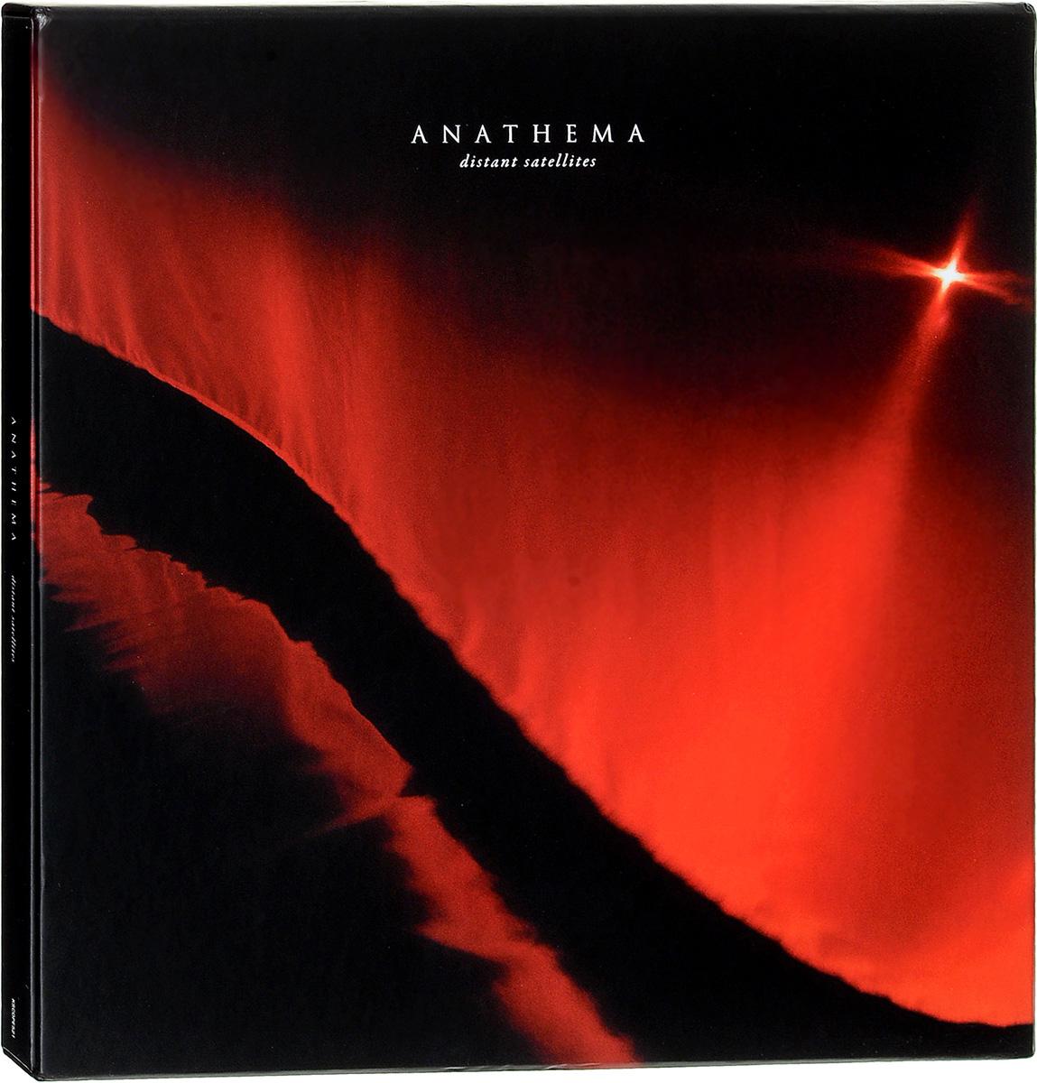 Anathema: Distant Satellites (2 DVD + CD) morton k the distant hours isbn 9780330477581
