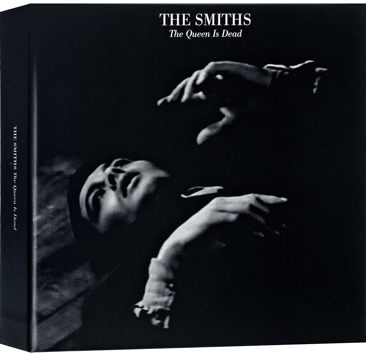 The Smiths The Smiths. The Queen Is Dead (3 CD + DVD) гардемарины 3 dvd
