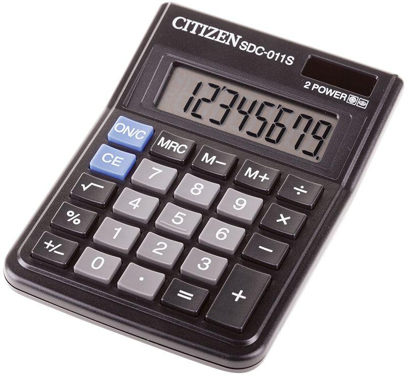 Citizen Настольный калькулятор SDC-011S