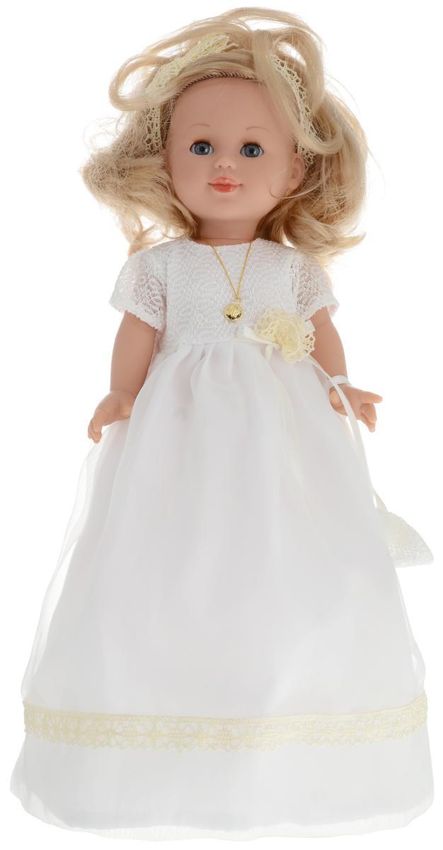 Arias Кукла Elegance блондинка в платье с аксессуаром