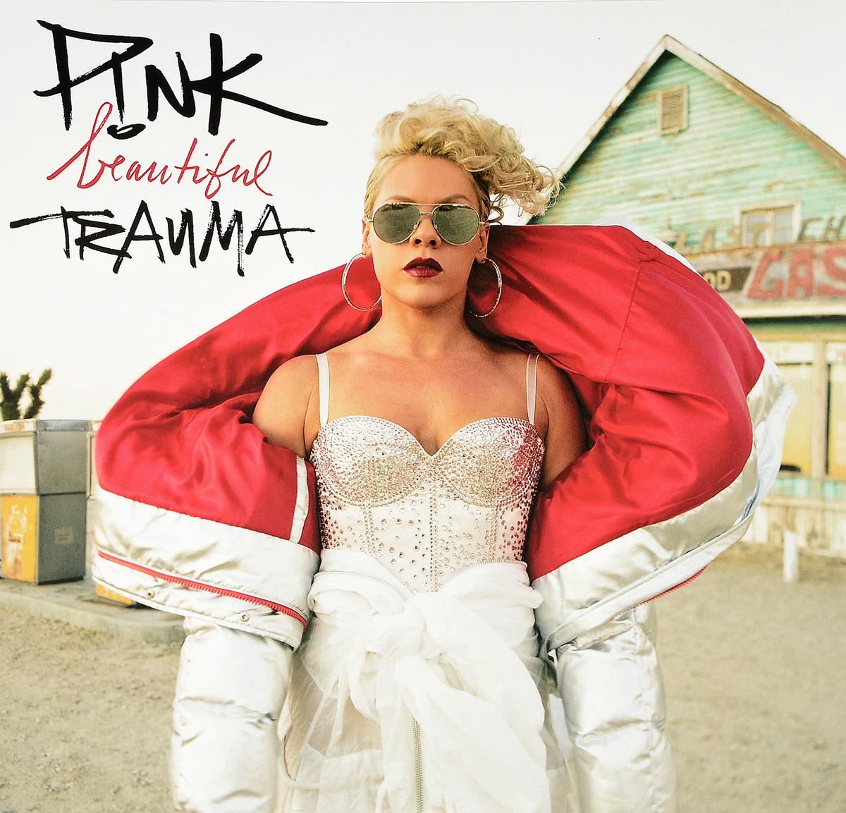 Фото - Pink Pink. Beautiful Trauma (2 LP) women handbags 2018 new fashion summer chain ladies hand bags cartoon girl printed female crossbody pink casual tote k059