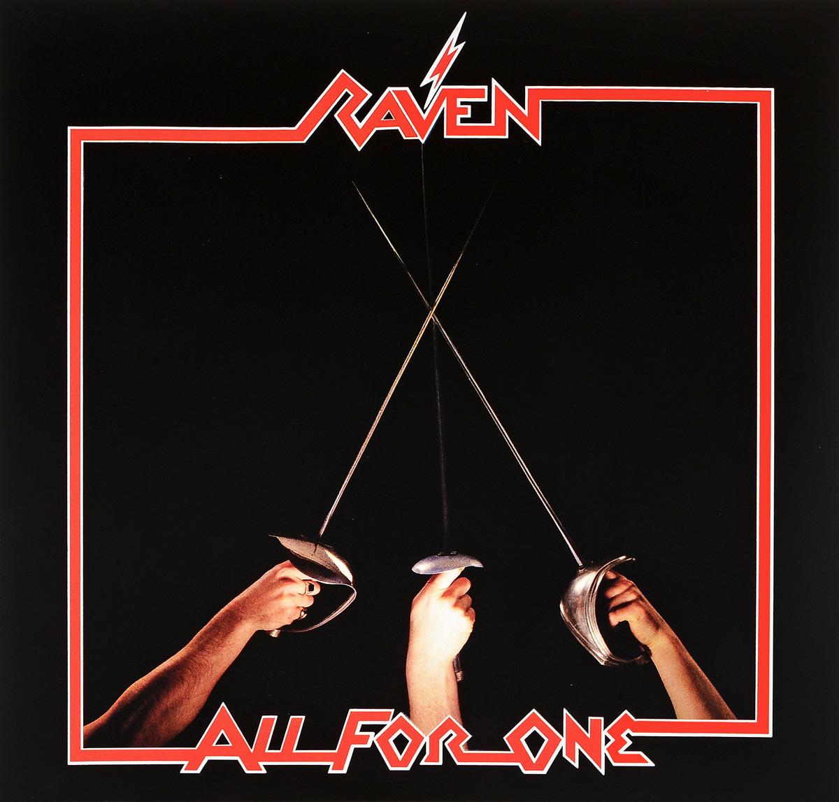 Raven Raven. All For One (2 LP) raven raven walk through fire