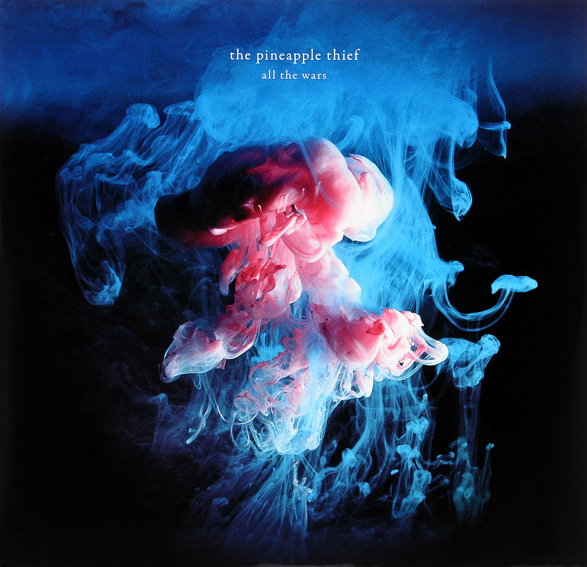 The Pineapple Thief The Pineapple Thief. All The Wars (2 LP) the grave thief
