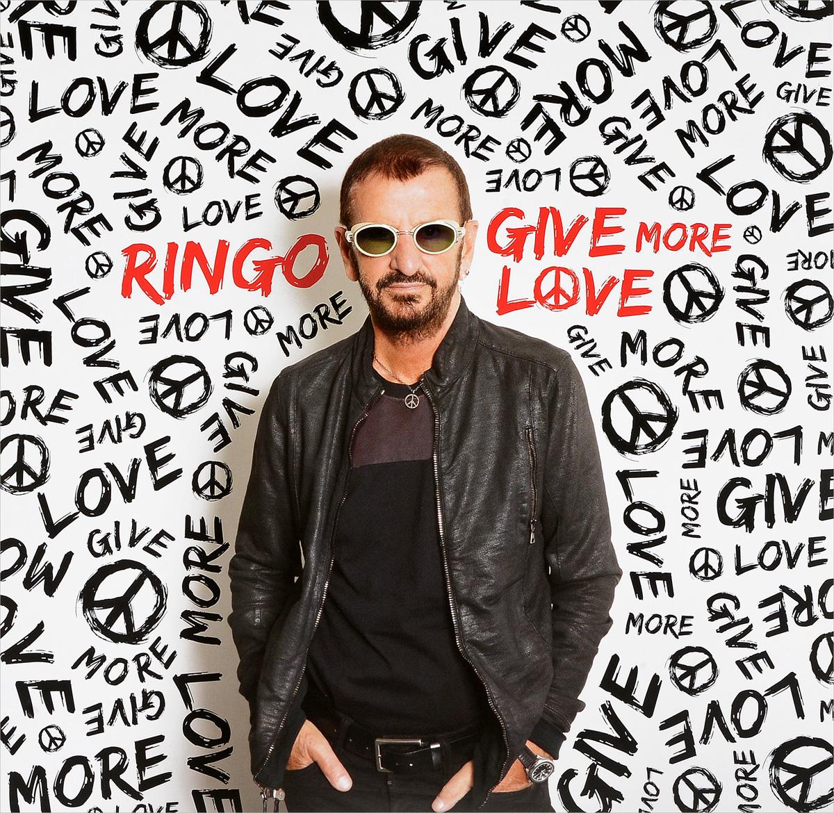 Ринго Старр Ringo Starr. Give More Love (LP) ringo starr ringo starr postcards from paradise