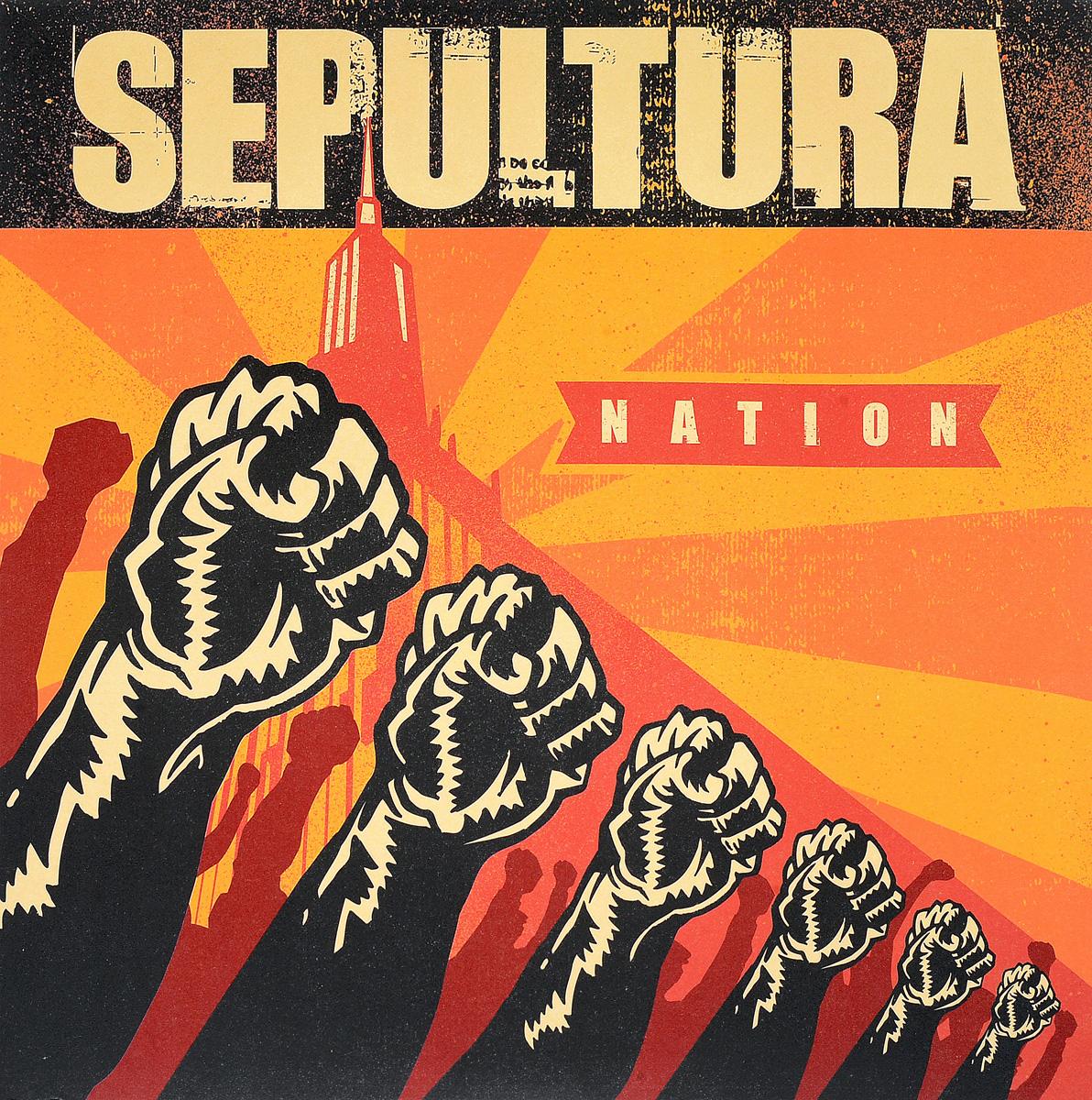 лучшая цена Sepultura Sepultura. Nation (2 LP)