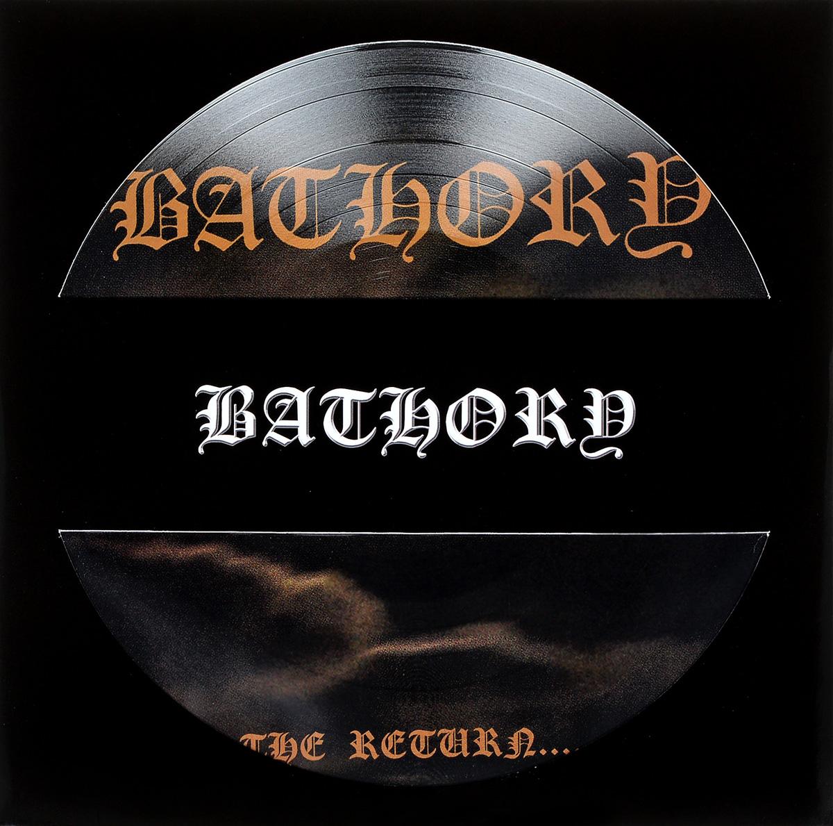 Bathory Bathory. The Return Of Darkness And... (LP) bathory bathory blood on ice 2lp