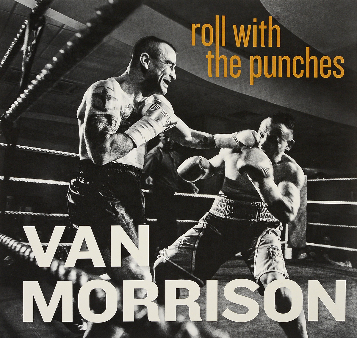 лучшая цена Ван Моррисон Van Morrison. Roll With The Punches (2 LP)