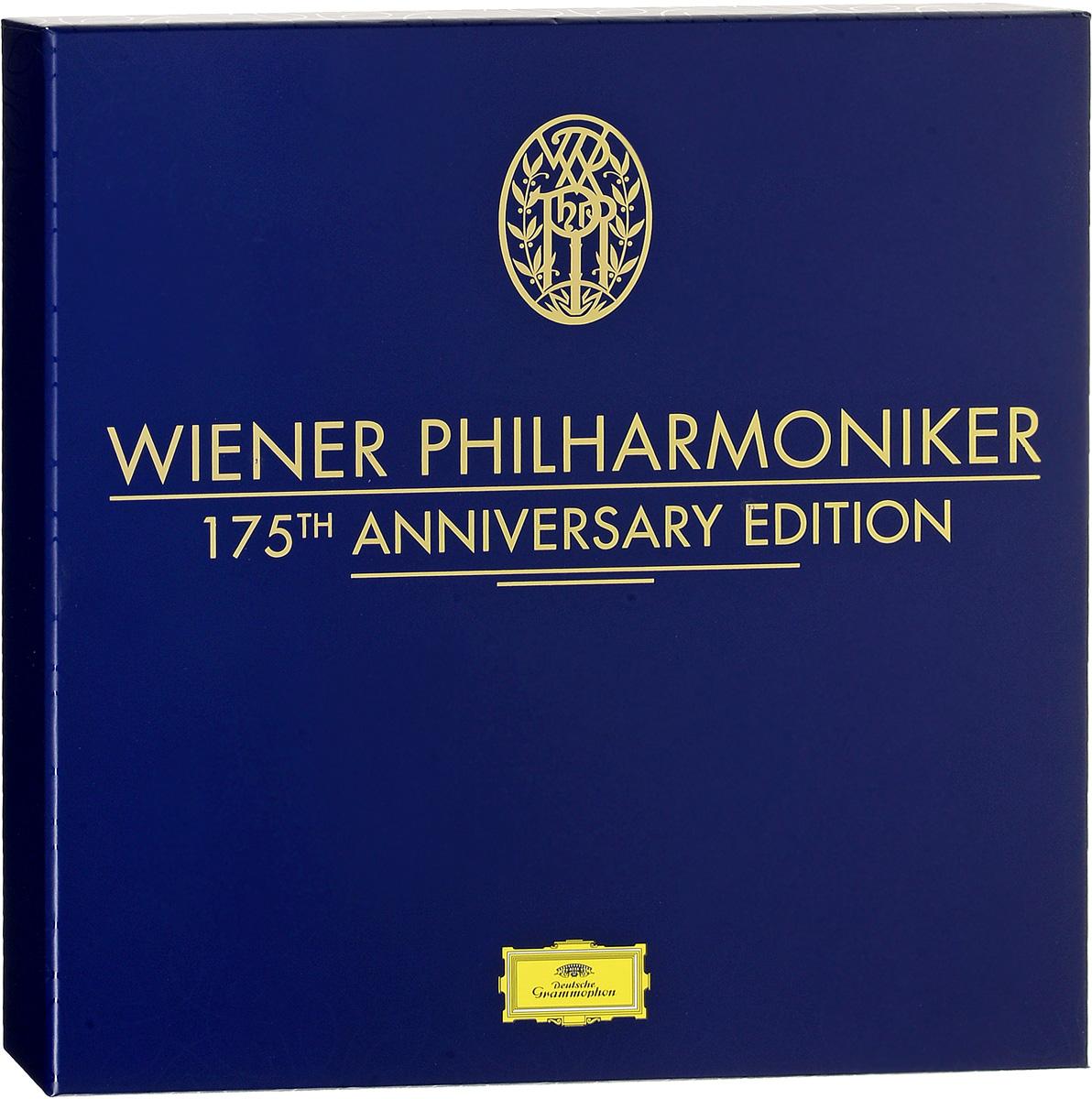 Vienna Philharmonic Orchestra Vienna Philharmonic. 175th Anniversary Edition (5 LP) pocket vienna