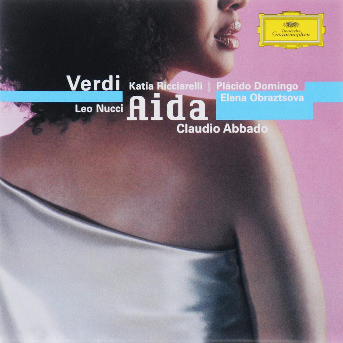 Giuseppe Verdi. Aida (2 CD) giuseppe verdi attila