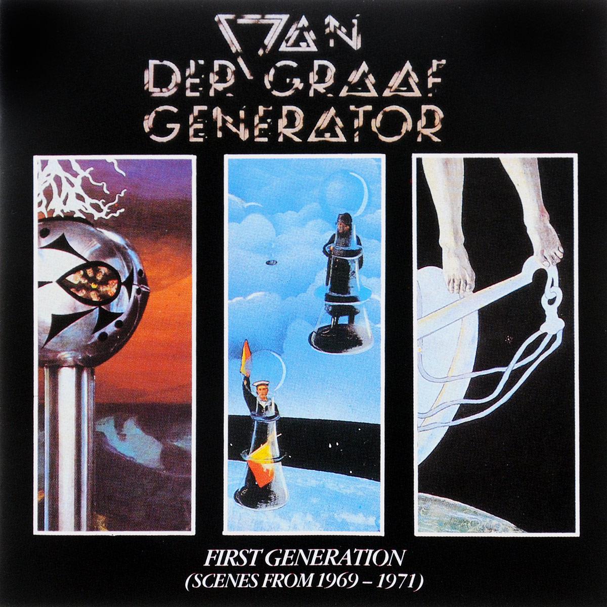 Van Der Graaf Generator Van Der Graaf Generator. First Generation van der graaf generator van der graaf generator vital 2 cd