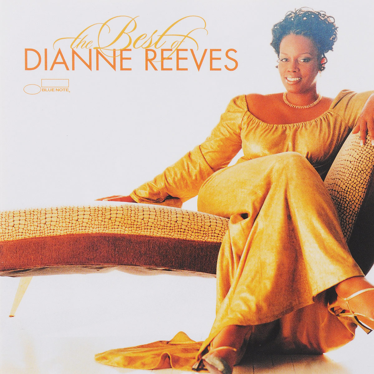 цена Диан Ривз Dianne Reeves. The Best Of Dianne Reeves в интернет-магазинах