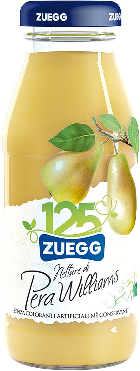 ZueggГруша нектар, 200 г Zuegg