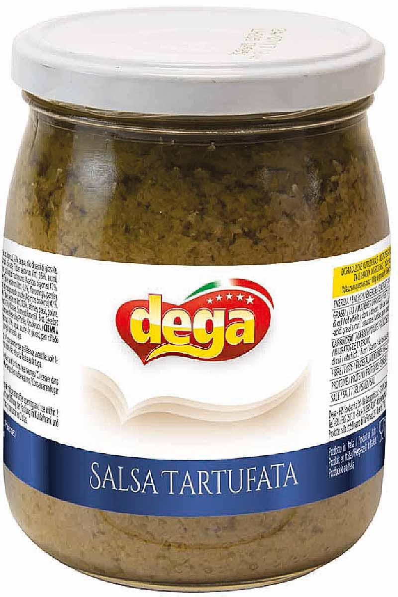 Dega Сальса Тартуфата соус с трюфелем грибной, 500 г цена