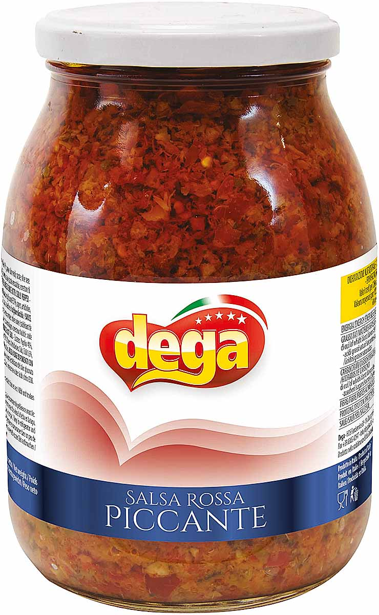 Dega Соус из сушеных томатов, 530 г dr oetker пикантфикс для помидоров 100 г