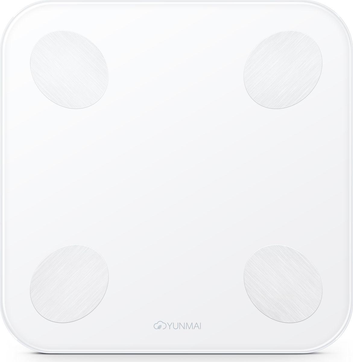 Напольные весы Yunmai Balance, White