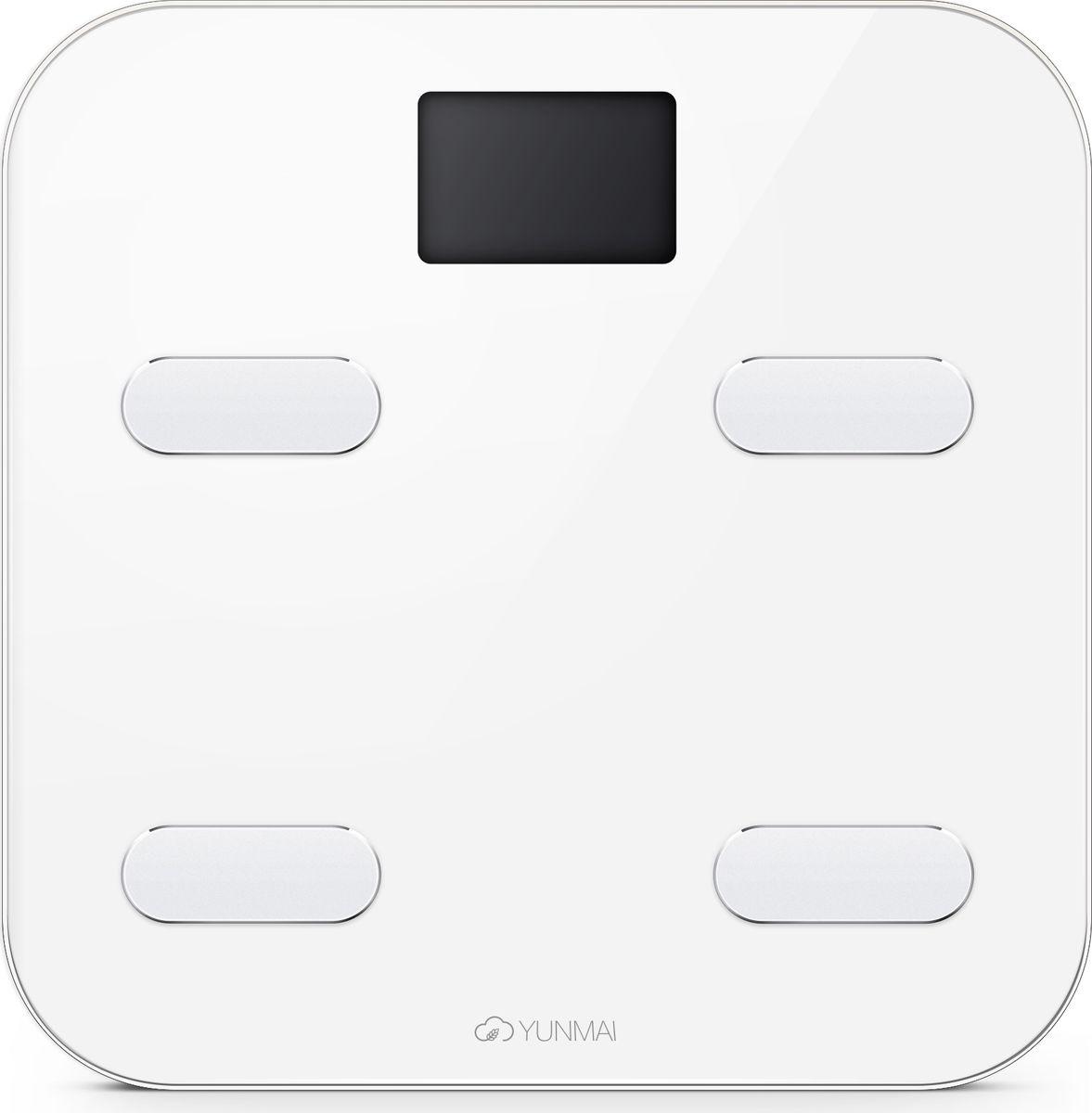 Напольные весы Yunmai Color, White