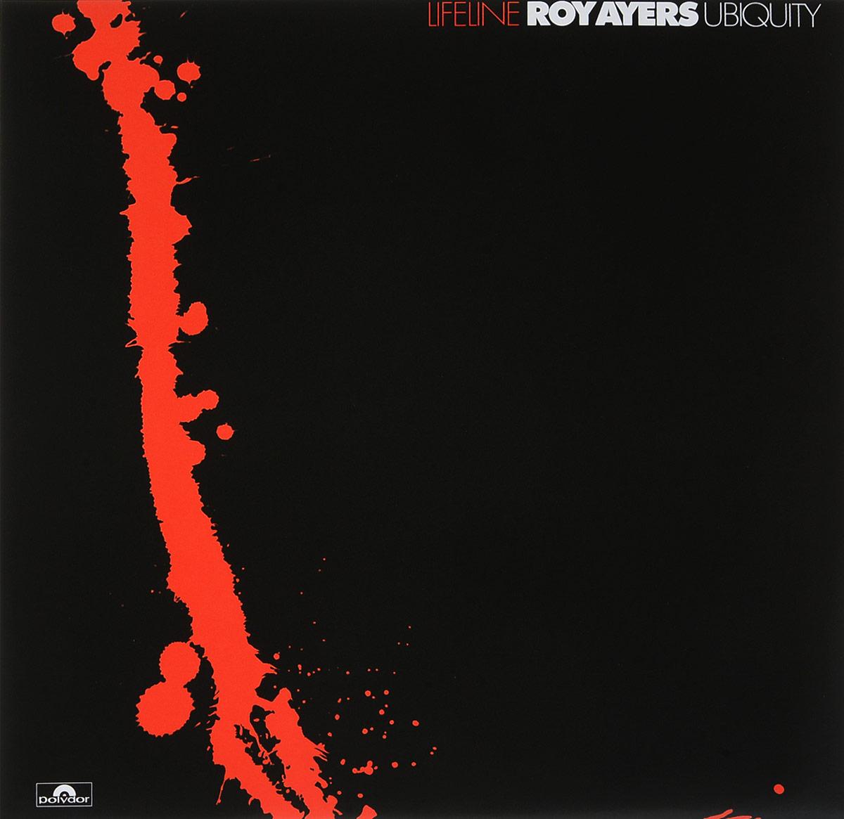 Рой Эйрс Roy Ayers Ubiquity. Lifeline (LP) рой эйрс roy ayers ubiquity lifeline lp