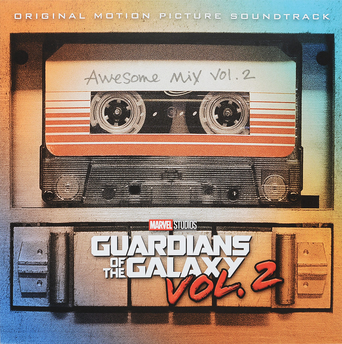 где купить Guardians Of The Galaxy Vol. 2: Awesome Mix Vol. 2 (LP) по лучшей цене