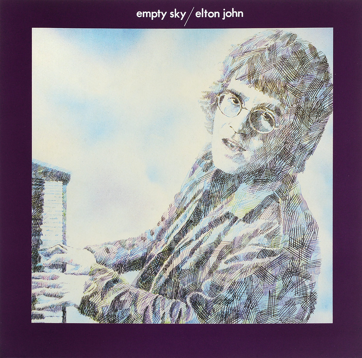 Элтон Джон Elton John. Empty Sky (LP) элтон джон elton john goodbye yellow brick road don t shoot me i m only the piano player 2 cd