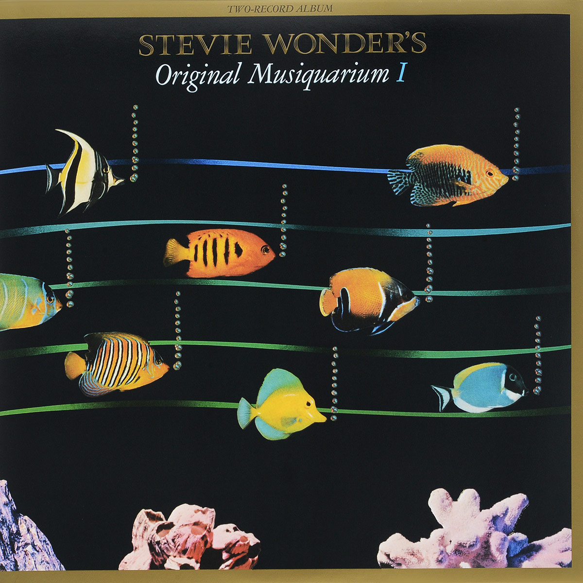 Фото - Стиви Уандер Stevie Wonder. Original Musiquarium I (2 LP) стиви уандер stevie wonder number ones