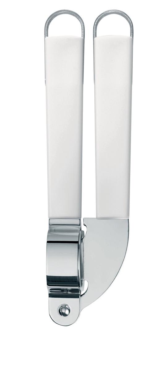 Пресс для чеснока Brabantia Essential, цвет: белый. 400667 brabantia пресс для чеснока со съемной насадкой 18х4 8 см 210020 brabantia