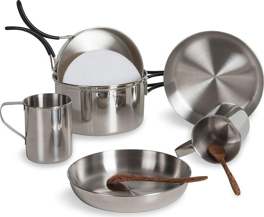 Набор походной посуды Tatonka Picnic Set, 9 предметов набор для пикника te 415 picnic