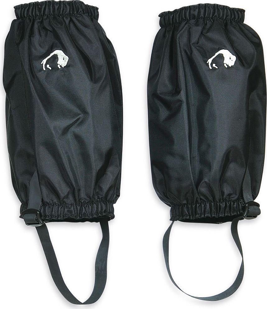 Гамаши Tatonka Gaiter 420/450 HD Short, цвет: черный. 2749.040. Размер универсальный