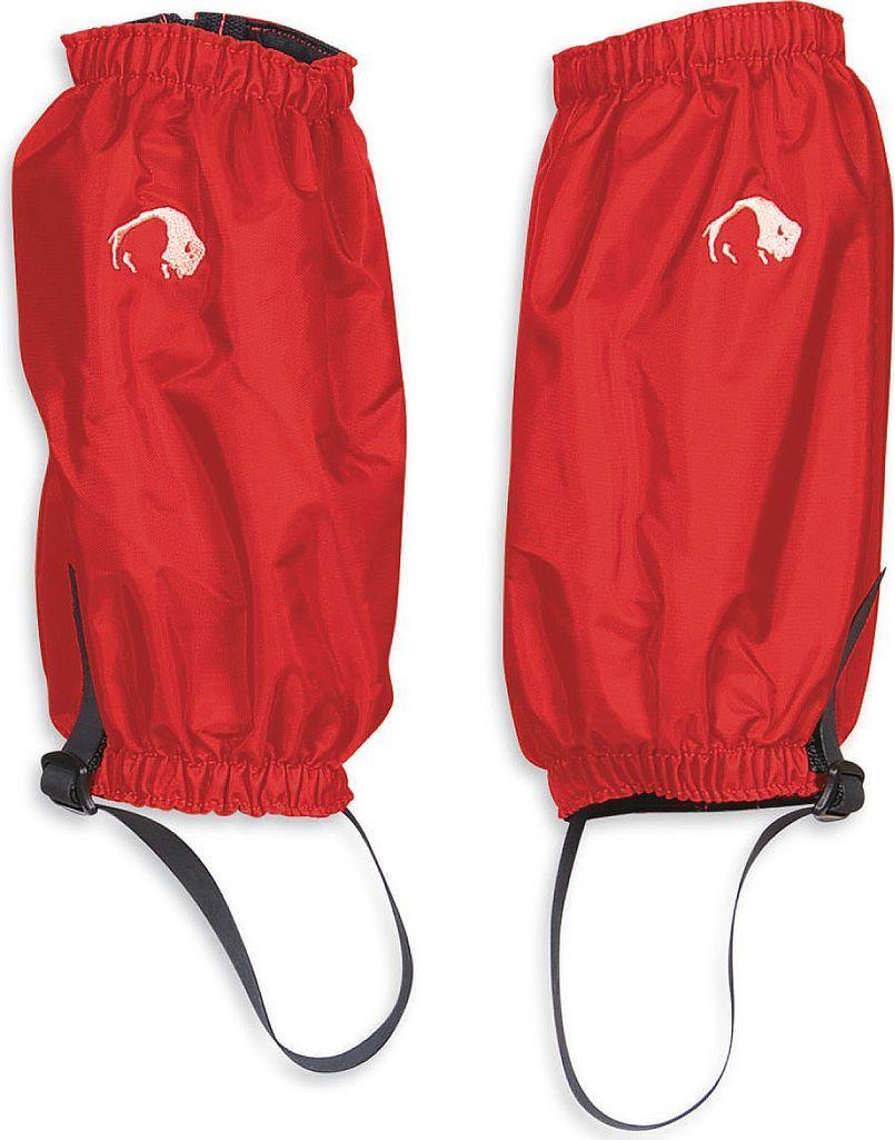 Гамаши Tatonka Gaiter 420/450 HD Short, цвет: красный. 2749.015. Размер универсальный