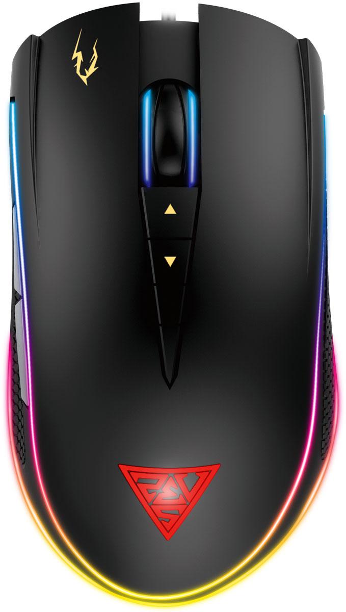 Игровая мышь Gamdias Zeus P1, Black