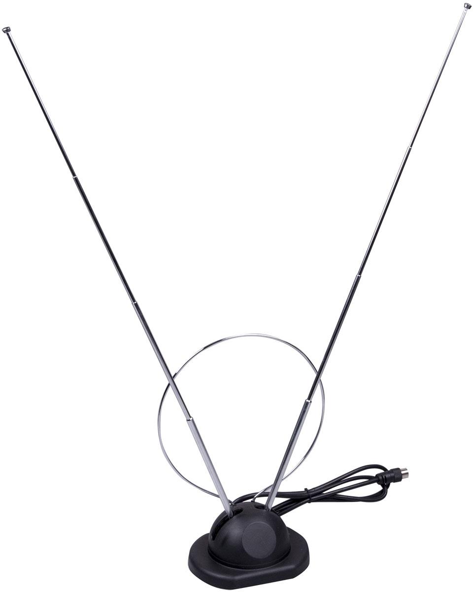 Ritmix RTA-003, Blackкомнатная ТВ-антенна Ritmix RTA-003— это комнатная антенна, обеспечивающая качественный...