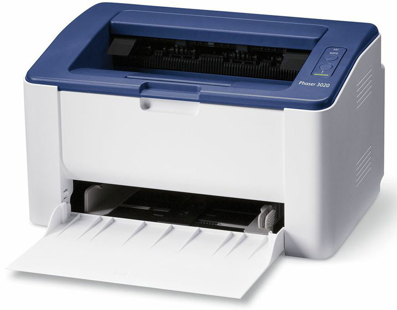 Принтер Xerox Phaser 3020BI xerox phaser 3020bi лазерный светодиодный белый черно белая а4