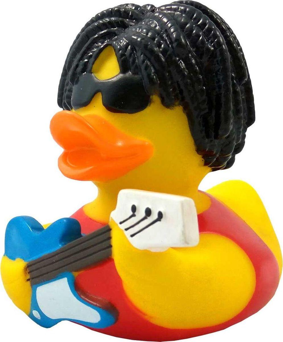 Funny Ducks Игрушка для ванной Уточка Рокер