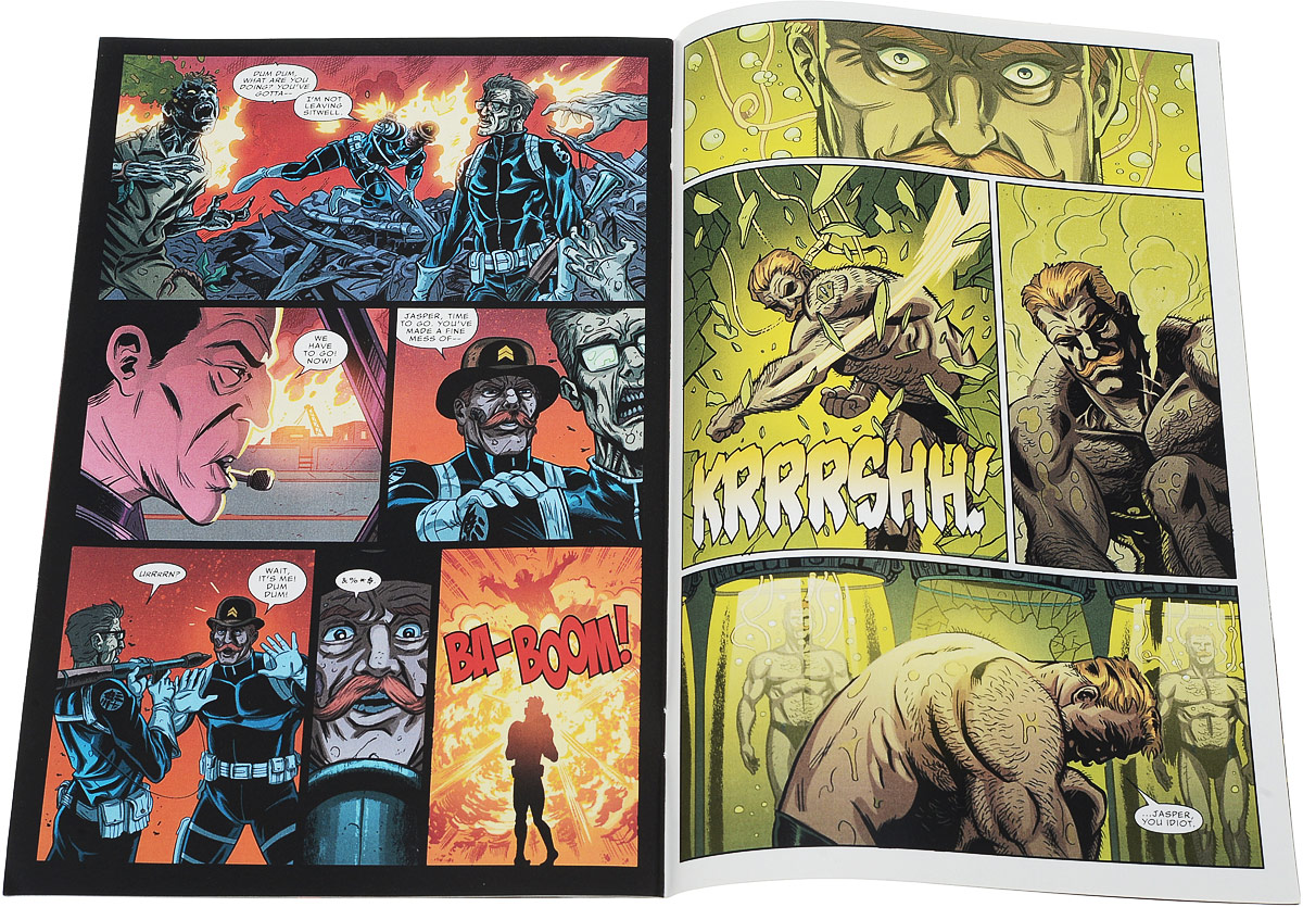 Howling Commandos of S.H.I.E.L.D. С содержанием книги вы можете...