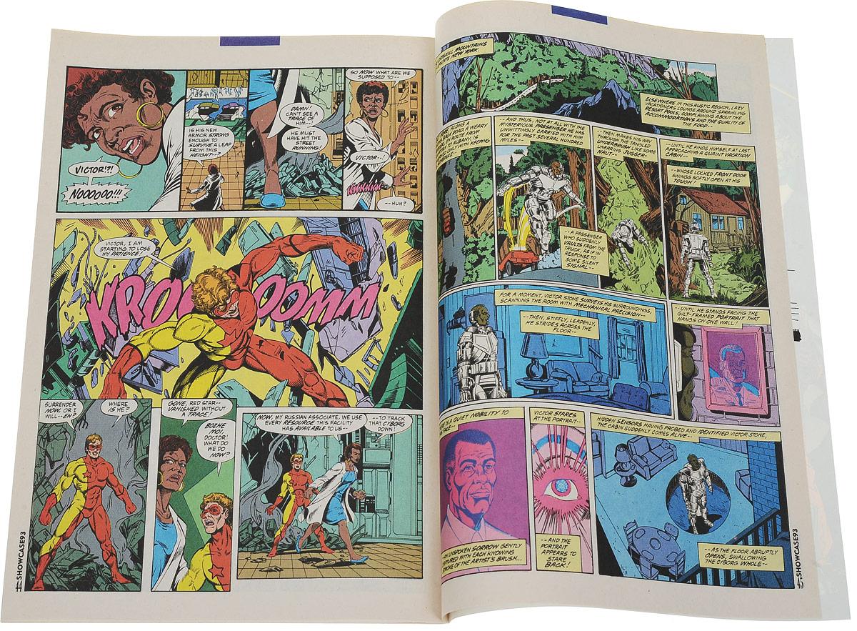 Showcase '93 #1 С содержанием книги вы можете...