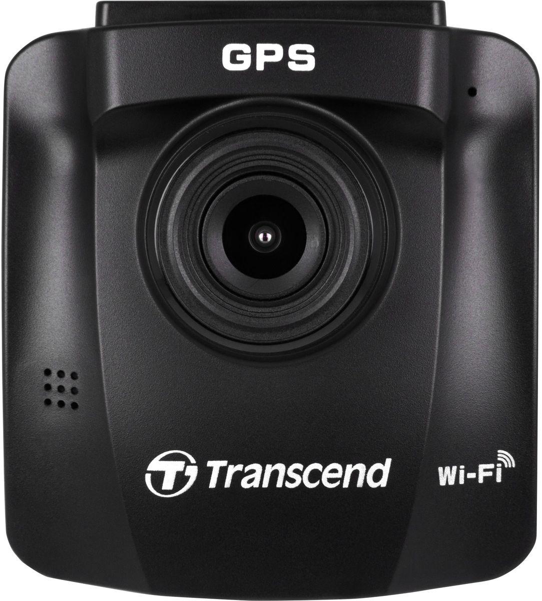 Transcend DrivePro 230 видеорегистратор автомобильный + microSD 16Gb цена