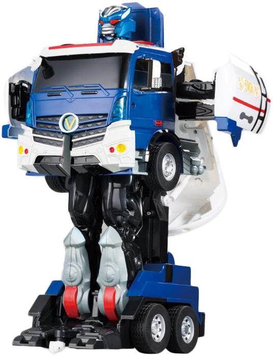1TOY Робот-трансформер на радиоуправлении Грузовик