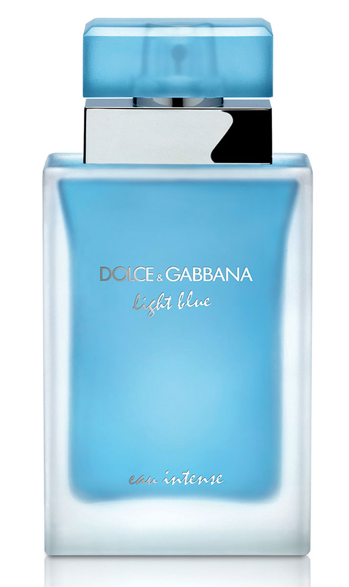 Dolce&Gabbana Light Blue Intense Парфюмерная вода 50 мл3032805DGФруктовые и цветочные грани изящного аккорда календулы гармонично вплетаются в сердечные ноты: дурманящий вихрь лепестков жасмина. Рекомендуем!