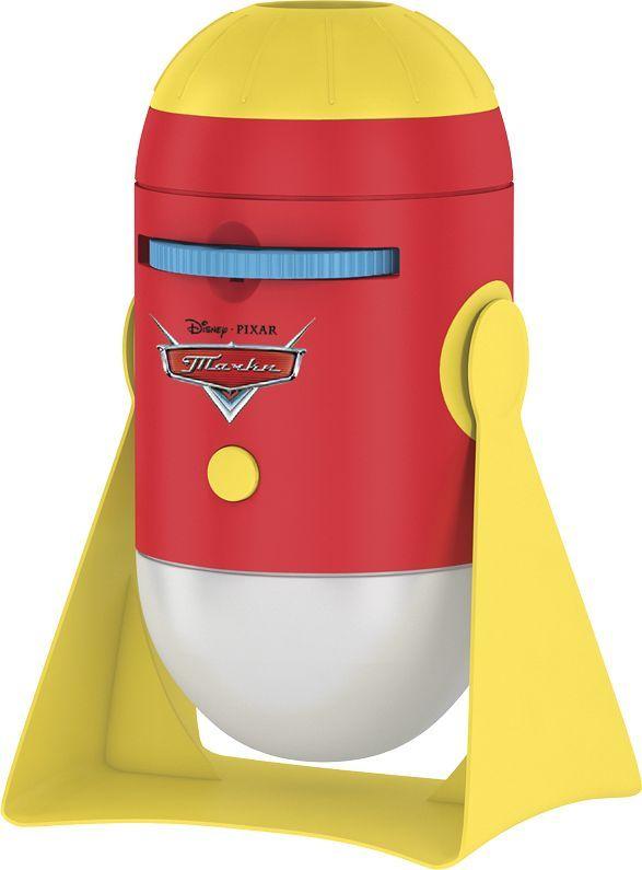 Фотон Ночник-проектор Disney Тачки23037Детский проекционный ночник, с ярким мультипликационным контентом, объединил в себе теплые ностальгические воспоминания старшего поколения о диафильмах и детскую любовь к популярным мульт-персонажам. Культовые герои анимационного фильма студии Disney/Pixar Тачки порадуют вашего ребенка. Ночник работает в двух режимах: проецирует изображение на потолок или освещает комнату мягким белым светом, переключается при помощи одной кнопки. Качественные проекции любимых героев и простота в использовании доставят малышу море удовольствия. Красочная история на 8- ми мультипликационных слайдах; проекция на любую поверхность с ручной регулировкой фокуса; легкий и интересный способ уложить ребёнка спать. Таймер автоотключения через 15 минут. К ночничку подходят любые диски от мультфонариков ФОТОН.