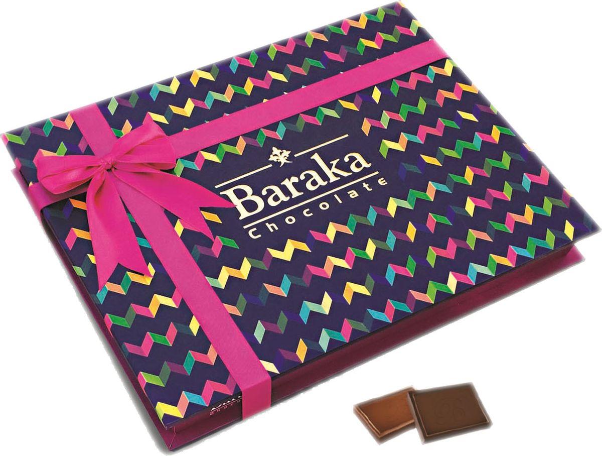 Baraka Семицвет ассорти шоколадных конфет, 200 г