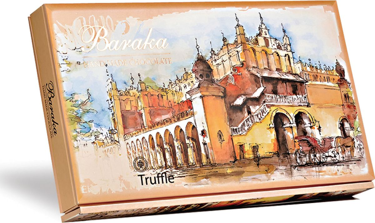 Baraka Замок ассорти трюфелей, 280 г