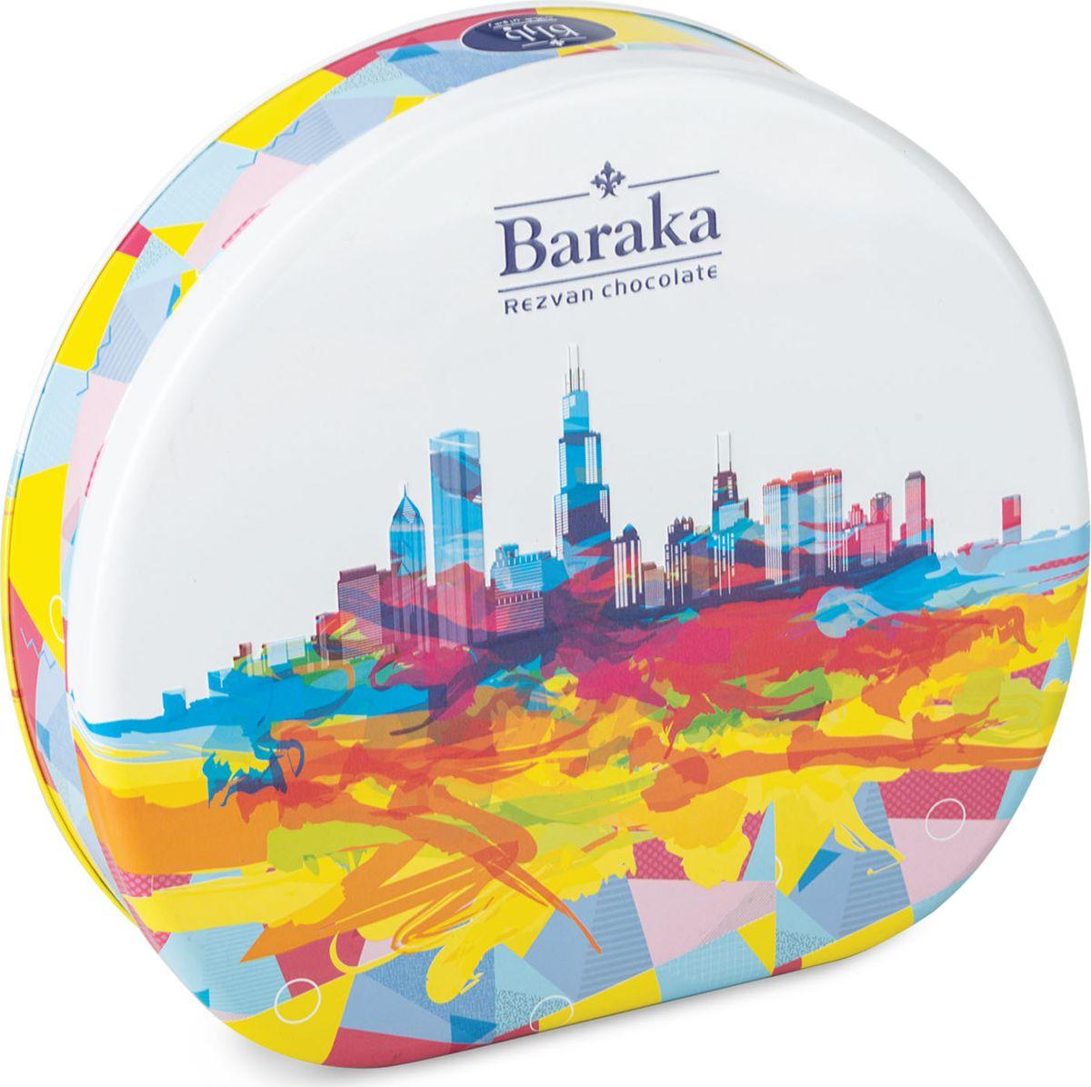 Baraka Самба ассорти шоколадных конфет, 300 г
