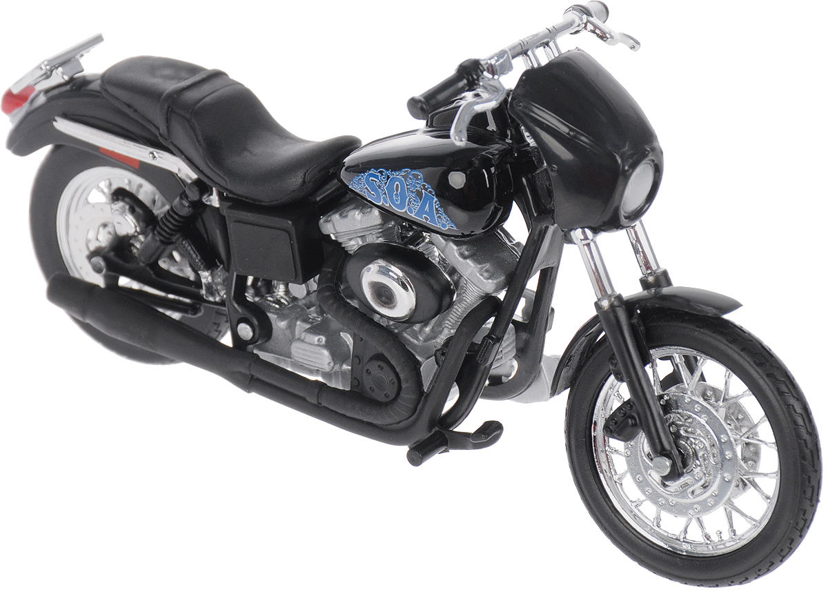 Maisto Мотоцикл 2001 Harley-Davidson Opie