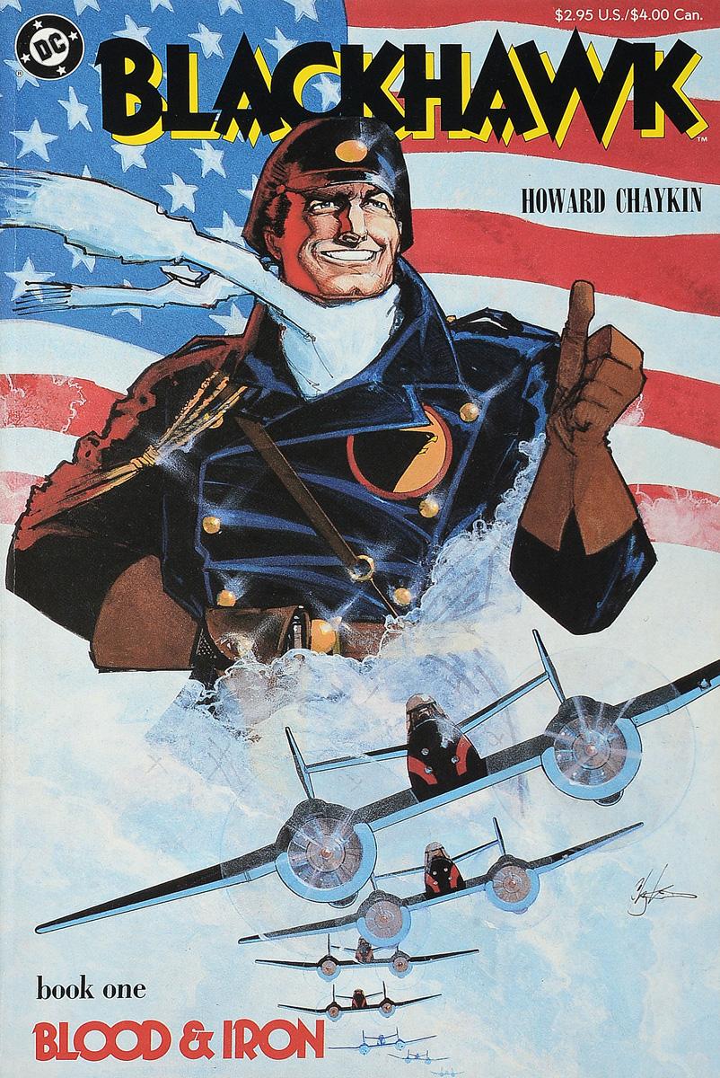 Howard Chaykin Blackhawk #1