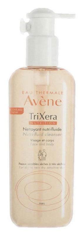 Avene Trixera NutritionЛегкий питательный очищающий гель, 400 мл Avene